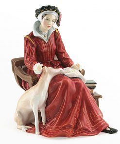 Catherine Parr HN3450 - Royal Doulton Figurine