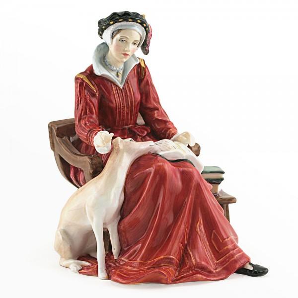 Catherine Parr HN3450 - Royal Doulton Figurine
