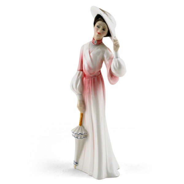 Catherine in Spring HN3006 - Royal Doulton Figurine