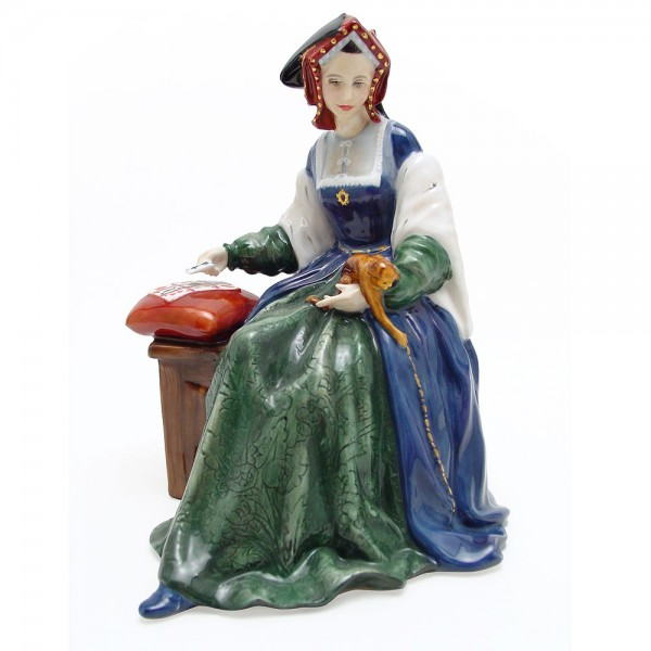 Catherine Aragon HN3233 - Royal Doulton Figurine