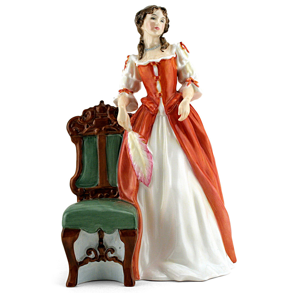 Catherine of Braganza HN4267 - Royal Doulton Figurine