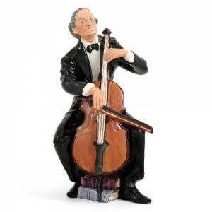 Cellist HN2226 - Royal Doulton Figurine