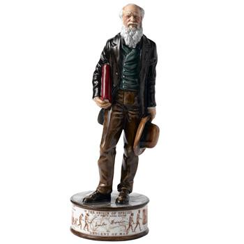 Charles Darwin HN5239 - Royal Doulton Figurine