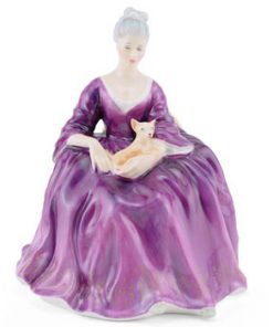 Charlotte HN2421 - Royal Doulton Figurine