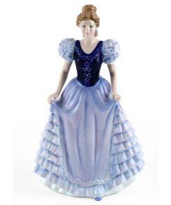Charlotte HN3658 - Royal Doulton Figurine