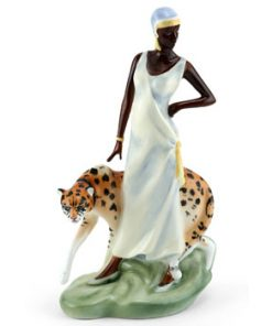 Charlotte HN3811 - Royal Doulton Figurine