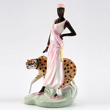 Charlotte HN3812 - Royal Doulton Figurine