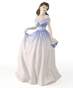 Charlotte HN4092 - Royal Doulton Figurine