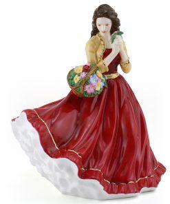 Charlotte HN5382 - Royal Doulton Figurine