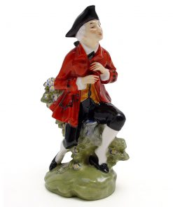 Chelsea Pair Man HN579 - Royal Doulton Figurine