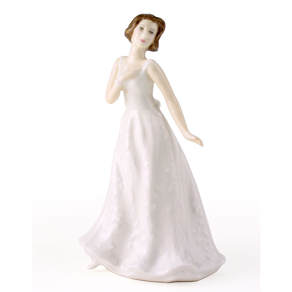 Cherish HN4442 - Royal Doulton Figurine