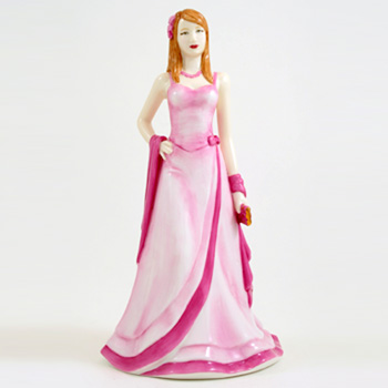 Cherish HN4815 Annual - Royal Doulton Figurine