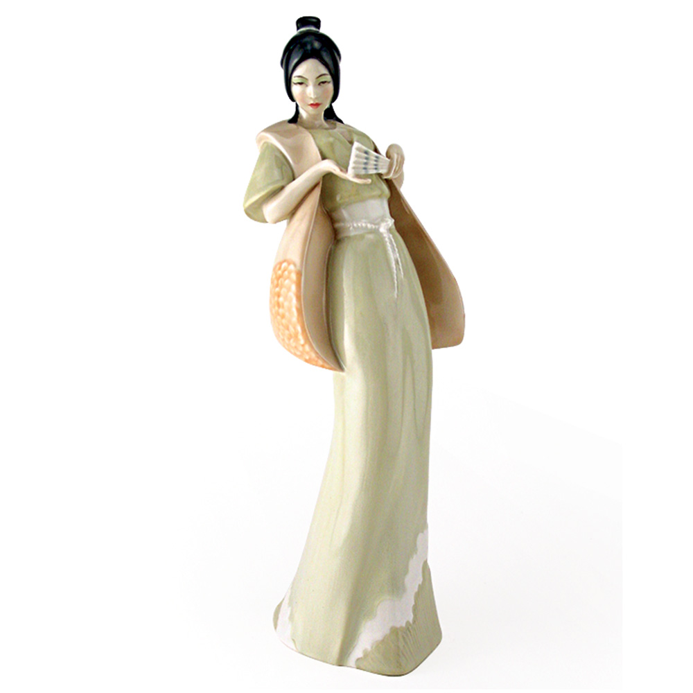 Cherry Blossom HN3092 - Royal Doulton Figurine