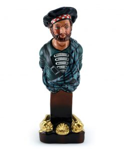 Chieftain Figurehead HN2929 - Royal Doulton Figurine