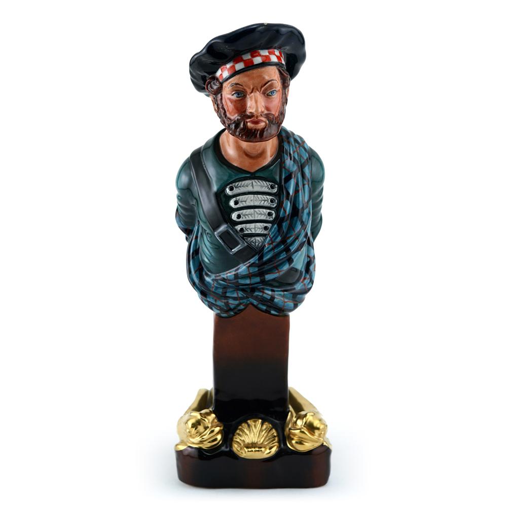 Chieftain Figurehead HN2929 - Royal Doulton Figurine