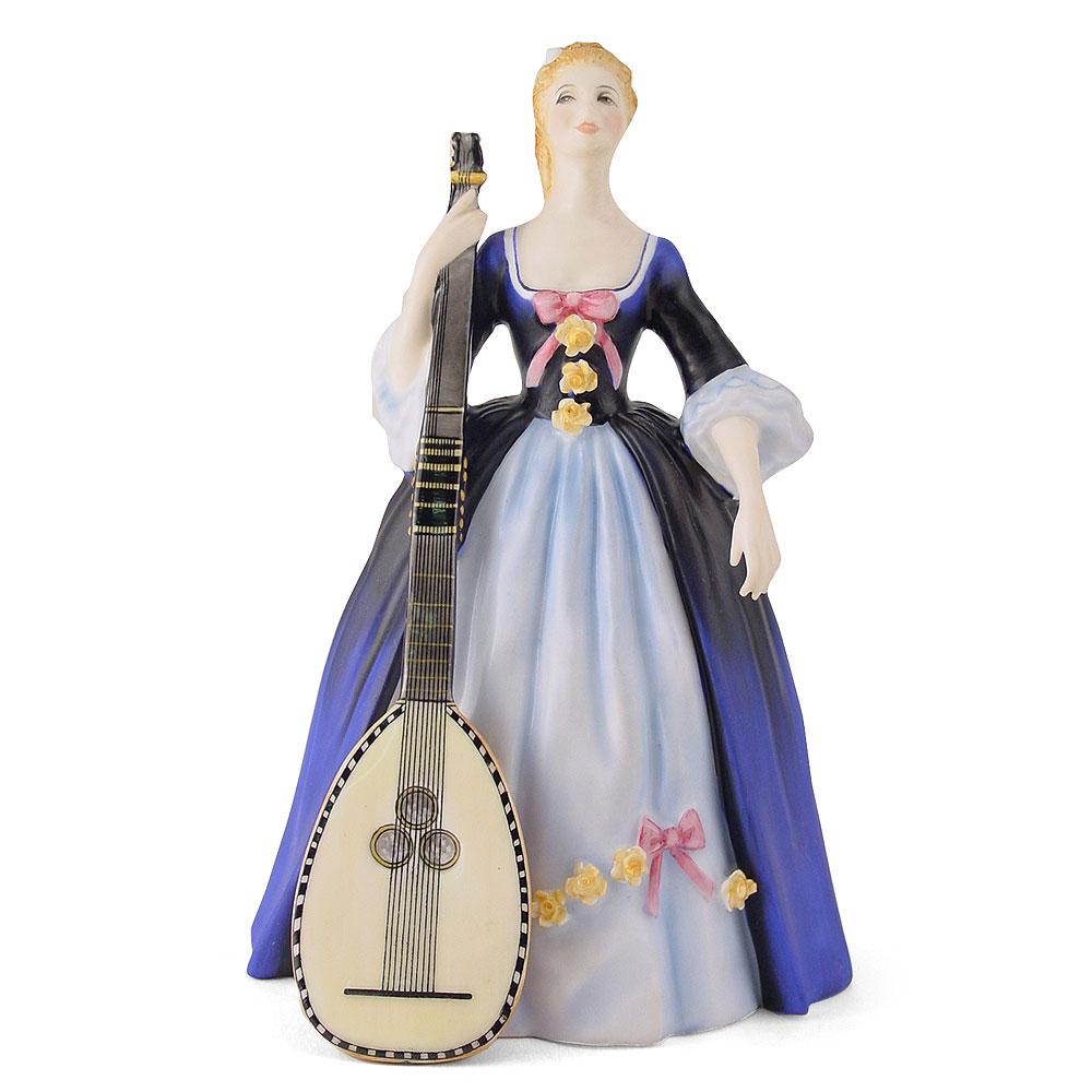 Chitarrone HN2700 - Royal Doulton Figurine