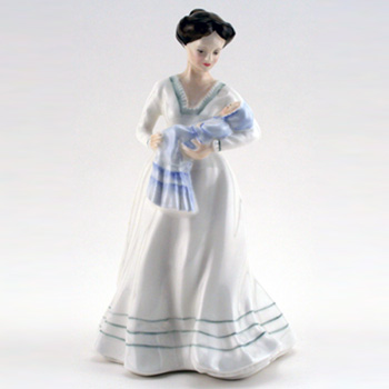 Christening Day HN3210 - Royal Doulton Figurine
