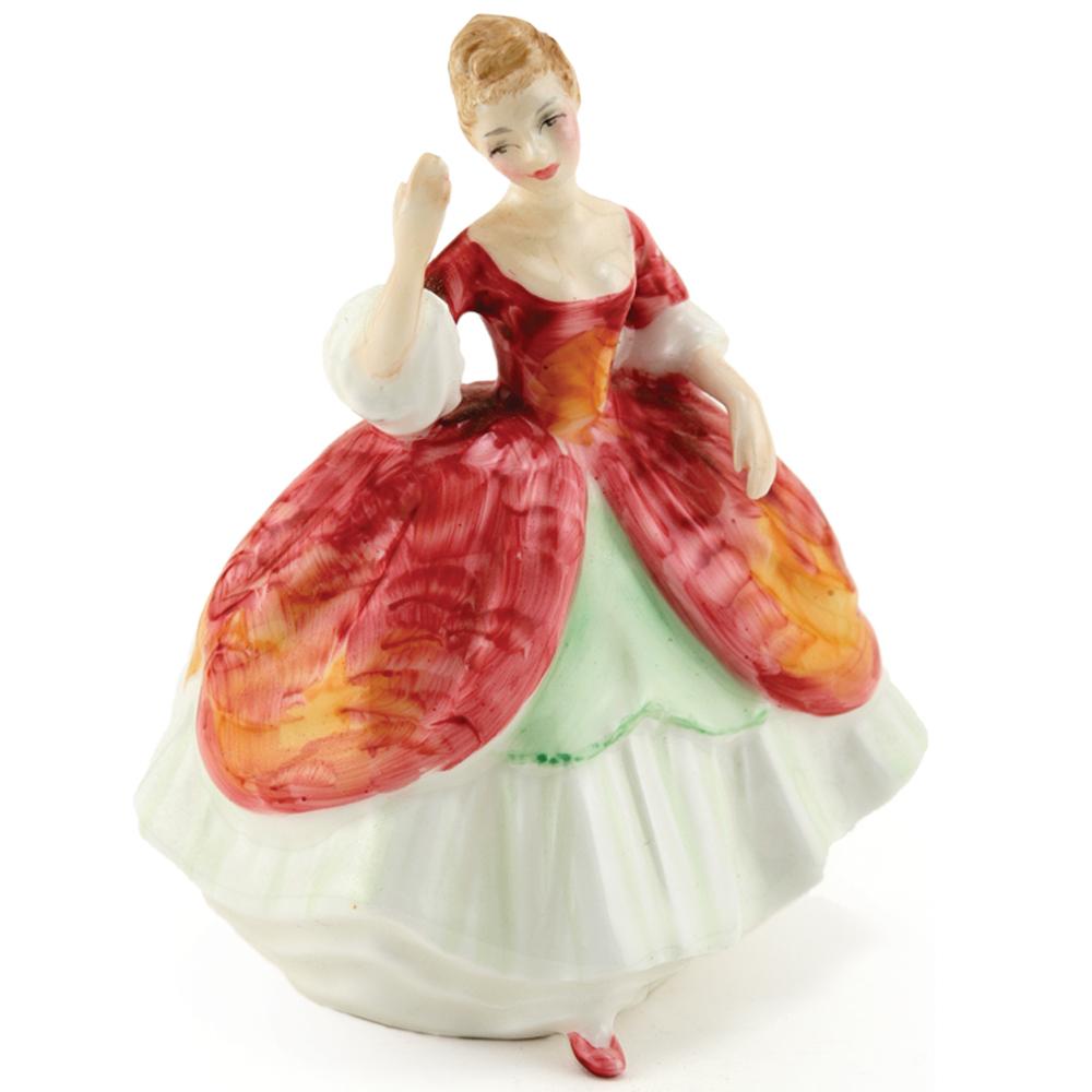 Christine HN3269 - Mini - Royal Doulton Figurine