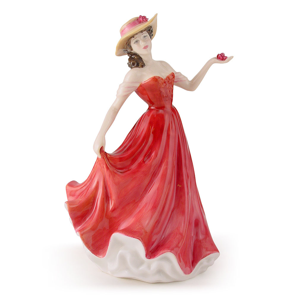 Christine HN4307 - Royal Doulton Figurine