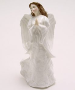 Christmas Angel HN3733 - Royal Doulton Figurine