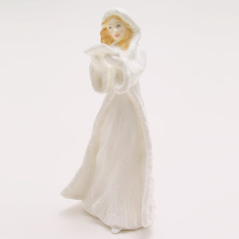 Christmas Carols HN3727 - Royal Doulton Figurine