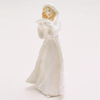 Christmas Carols HN3727 - Royal Doulton Figurine