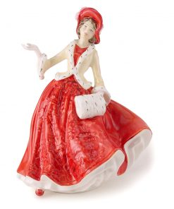 Christmas Day 1999 HN4214 - Royal Doulton Figurine