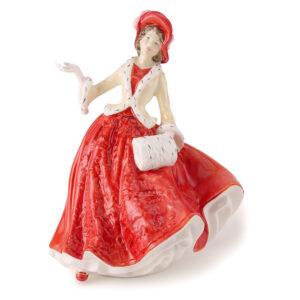 Christmas Day 1999 HN4214 - Royal Doulton Figurine