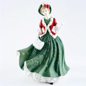 Christmas Day 2000 HN4242 - Royal Doulton Figurine
