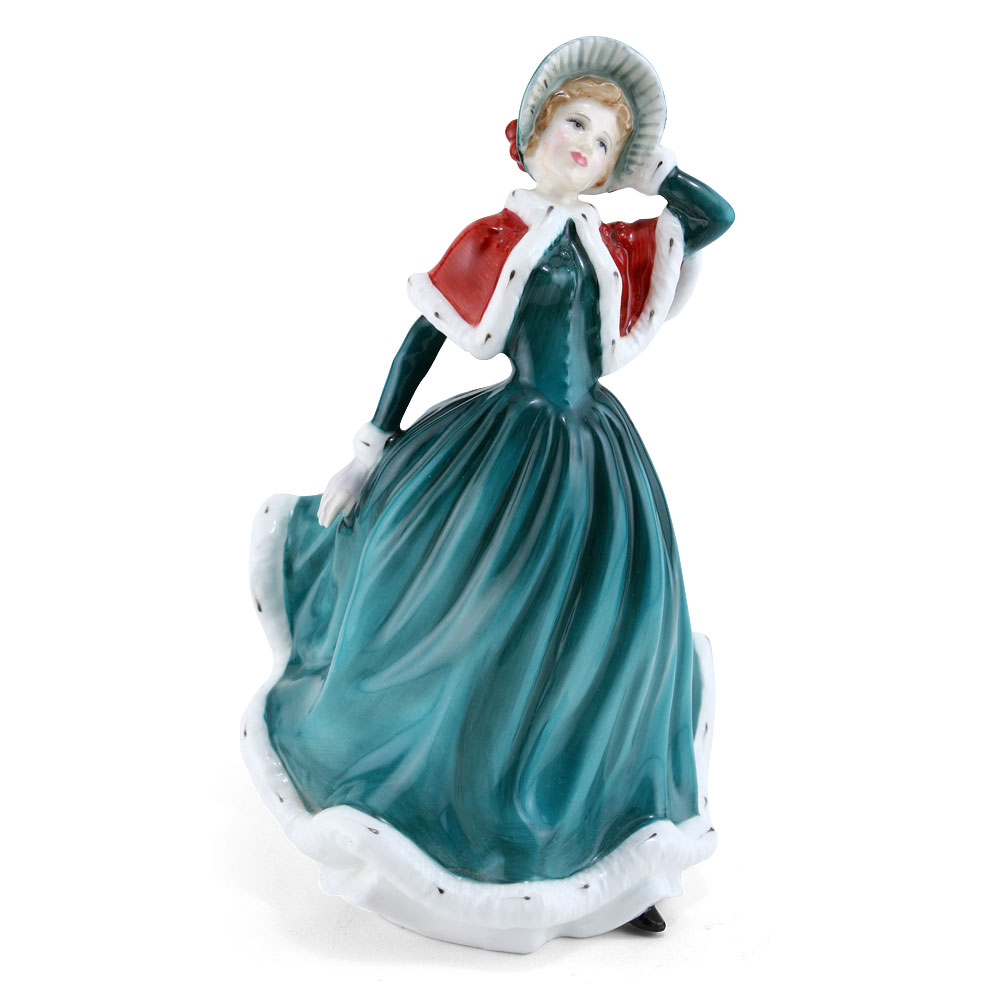 Christmas Day 2001 HN4315 - Royal Doulton Figurine