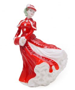 Christmas Day 2003 HN4552 - Royal Doulton Figurine