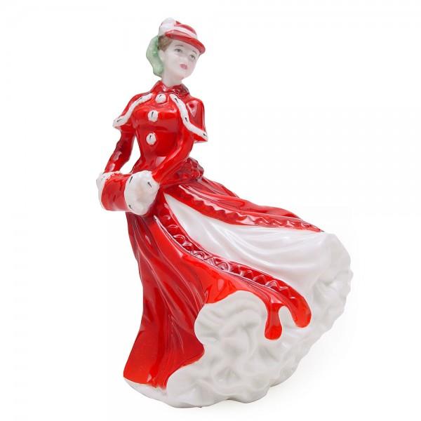 Christmas Day 2003 HN4552 - Royal Doulton Figurine