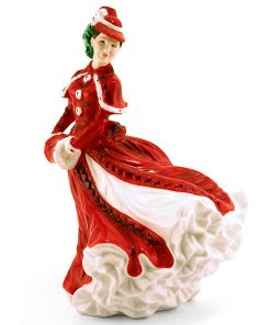 Christmas Day 2003 HN4552 (Factory Sample) - Royal Doulton Figurine
