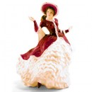 Christmas Day 2004 HN4558 (Factory Sample) - Royal Doulton Figurine