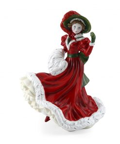 Christmas Day 2005 HN4723 - Royal Doulton Figurine