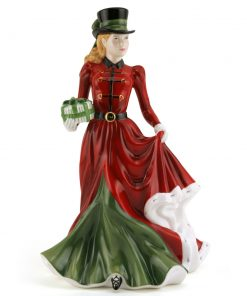 Christmas Day 2006 HN4899 - Royal Doulton Figurine