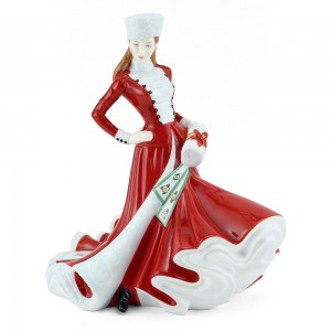 Christmas Day 2007 HN4911 - Royal Doulton Figurine