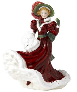 Christmas Day 2010 - Petite HN5411 - Royal Doulton Figurine