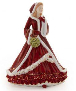 Christmas Wish HN5429 - 2011 Royal Doulton Christmas Day - Figure of the Year