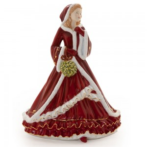Christmas Wish HN5429 - 2011 Royal Doulton Christmas Day - Figure of the Year