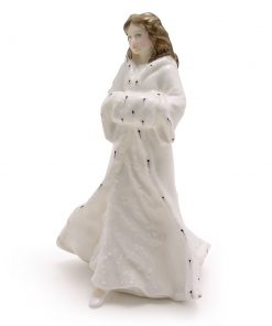 Christmas Day HN3488 - Royal Doulton Figurine