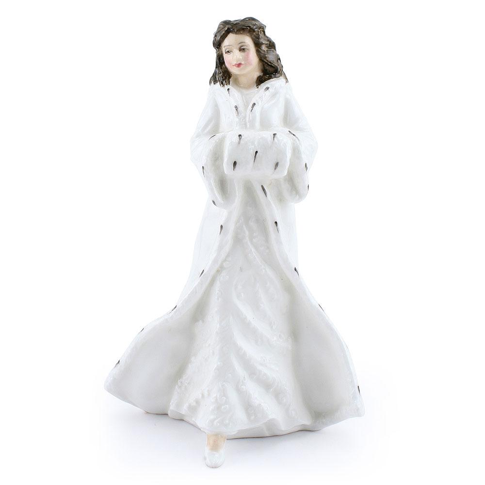 Christmas Day HN3488 FS - Royal Doulton Figurine