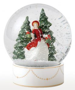 Winters Day Snow Globe HN5521 - Royal Doulton Figurine