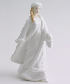 Christmas Lantern HN3953 - Royal Doulton Figurine