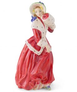 Christmas Morn HN1992 - Royal Doulton Figurine