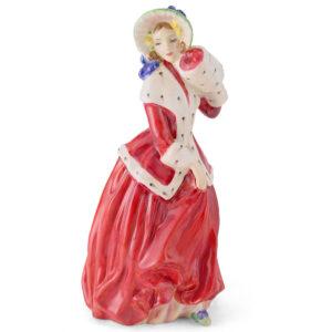 Christmas Morn HN1992 - Royal Doulton Figurine