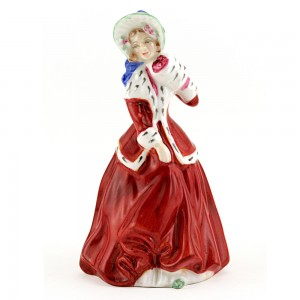 Christmas Morn HN3212 - Mini - Royal Doulton Figurine