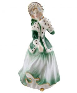Christmas Morn HN3245 - Mini - Royal Doulton Figurine