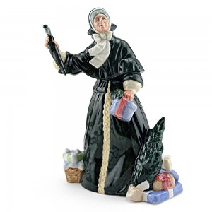 Christmas Parcels HN2851 - Royal Doulton Figurine