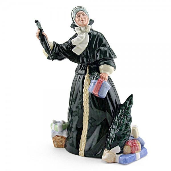 Christmas Parcels HN2851 - Royal Doulton Figurine